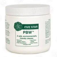 PBW ล้าง ถัง เบัยร์ ขจัดกลิ่น
