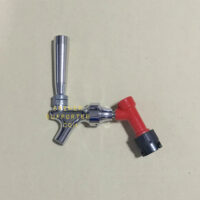 Snap tap pin lock_ss handle