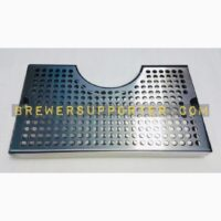 Counter-top Drip Tray SS (Cut out) 30*17.5cm