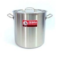 SS304 stock pot 36L_Zebra brand