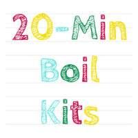 20-Minute Boil Kits
